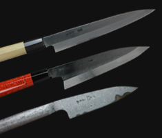 Japanese Knife NIGARA ANMON